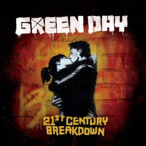 GreenDay21stCenturyBreakdownAlbumCover